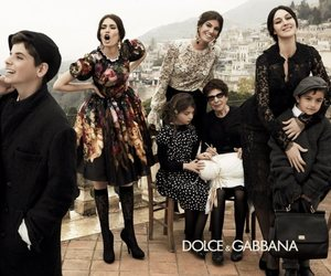 Dolce & Gabbana, family, and D&G image