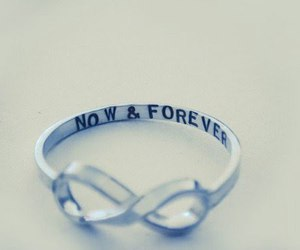 forever, infinity, and now image