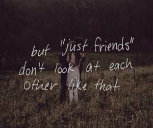 couple, quote, and friends image