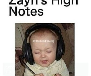 one direction, haha, and high notes image