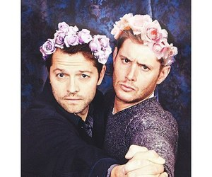 handsome, Jensen Ackles, and duck face image