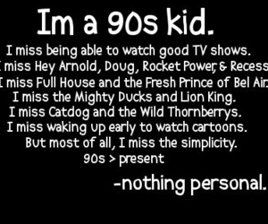 90s, kids, and 90's kid image