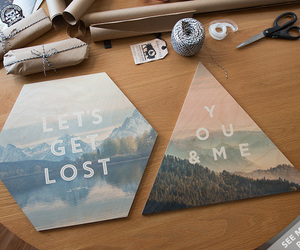 craft, diy, and lets get lost image