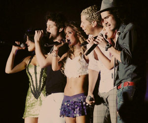 RBD, Anahi, and rebelde image