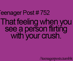 quote, crush, and feeling image