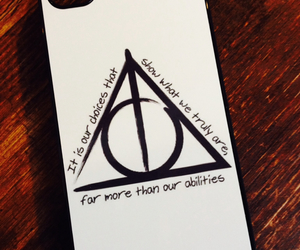 case, iphone, and herry potter image