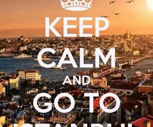 asia, bosphorus, and keepcalm image