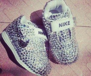 nike, shoes, and baby image