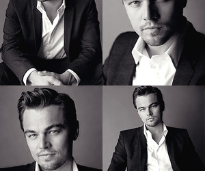 leonardo dicaprio, handsome, and Leo image