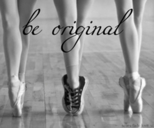 b&w, ballet, and life quotes image