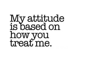 text, attitude, and me image