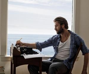 boy and writer image