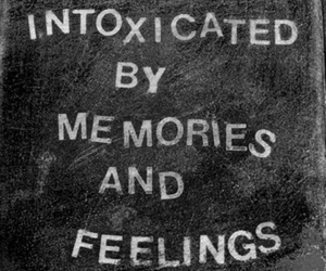 memories, feelings, and quotes image