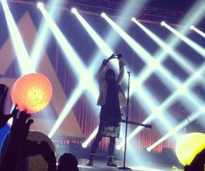 30 seconds to mars, 30stm, and concert image