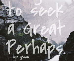 author, book, and john green image