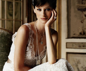 dress and pearls image