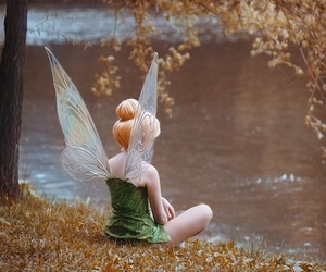 disney, cosplay, and tinkerbell image