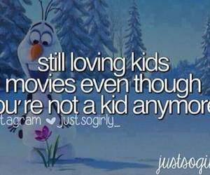 frozen, disney, and kids image