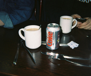 coke and disposable image