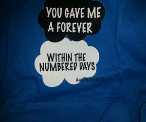 hoodies, john green, and quotes image