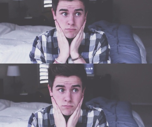 adorable, youtube, and connor franta image