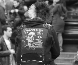 anarchy, punk, and punx image