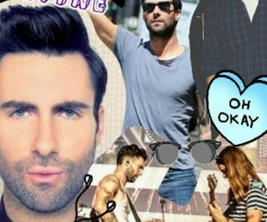 adam, Collage, and cool image