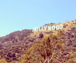 hollywood and la image