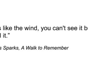 A Walk to Remember, nicholas sparks, and love image
