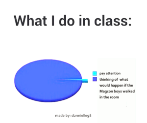 magcon, school, and nash grier image