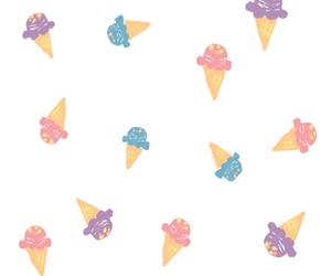 ice cream, wallpaper, and cute image