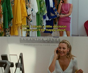 carrie, Carrie Bradshaw, and clothes image