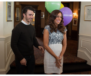 kevin jonas, baby shower, and kenielle image
