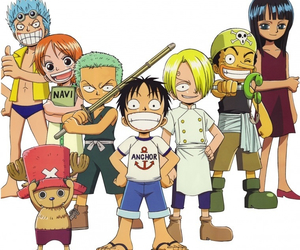 chopper, one piece, and pirate image