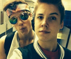 taylor caniff, cute, and matthew espinosa image