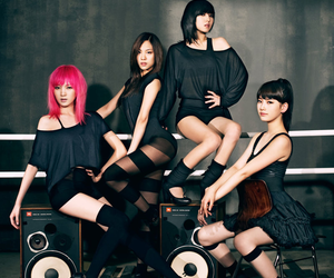 miss a, min, and jia image