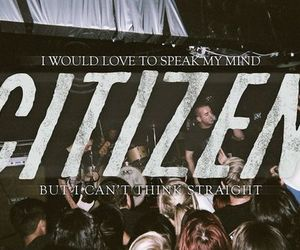 pop punk, citizen, and band image