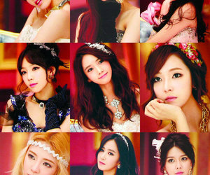 snsd and mrmr image