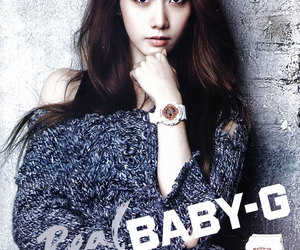 snsd, real baby-g, and yoona image