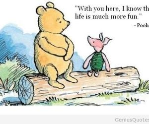 quotes and pooh image
