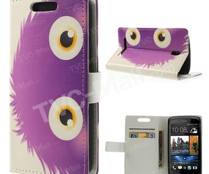 owl, wallet case, and cute image