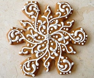 Cookies, yummy, and x-mas image