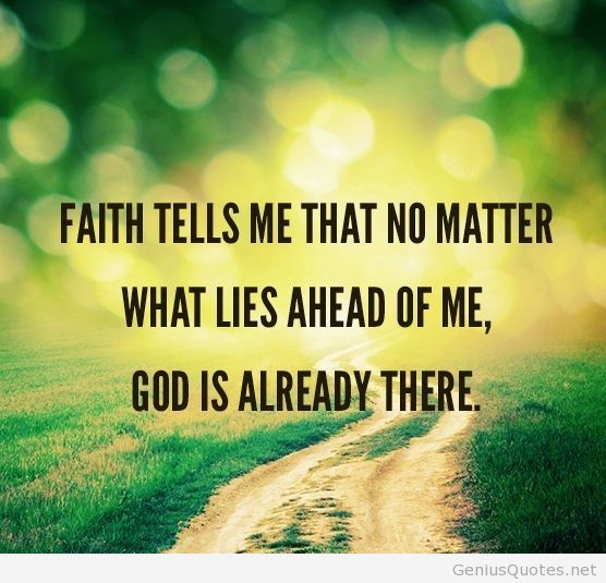 Faith In God Quotes Faith in God quote discovered by Quotes Sayings Faith In God Quotes