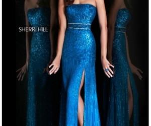 sherri hill prom dress image