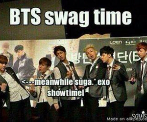 bts, exo, and kpop image