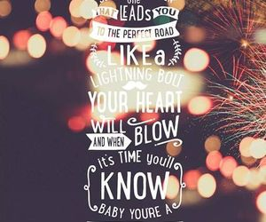 firework, katy perry, and love image