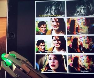 amy, feelings, and doctor who image