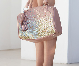 bag, shoes, and elegance image