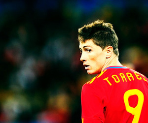 fernando torres, spain, and football image