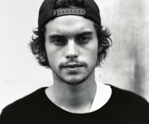boy, Hot, and skater image